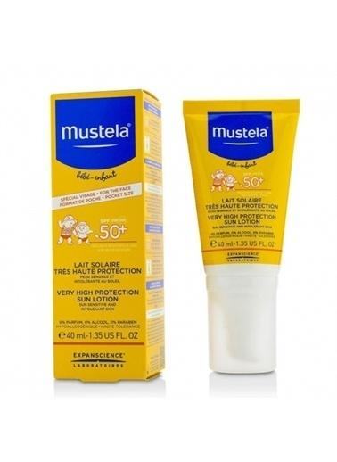 Mustela Mustela Very High Protection Sun Lotion Spf50 - 40 Ml Renkli